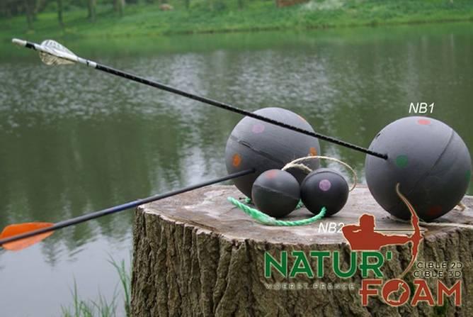Bilde av NF Natureball 3x8cm